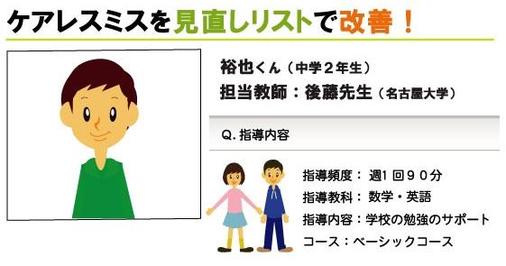 【中学2年生】ケアレスミスを見直しリストで改善!